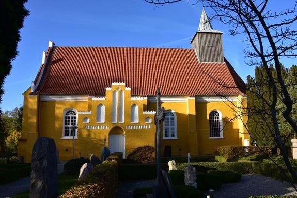 Vesterborg Kirke - Foto: Bendix Jensen